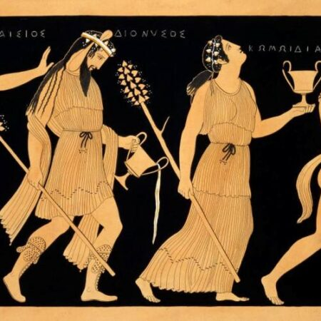 Ancient Greek Language and Philosophy