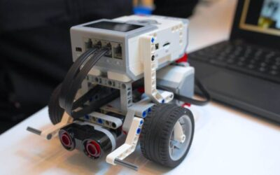 Bright Minds: English through Robotics