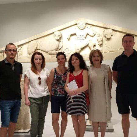 Modern Greek Intermediate: Greek Language, History and Culture
